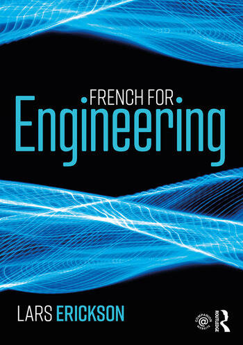 French for Engineering book cover