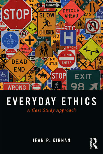 Everyday Ethics A Case Study Analysis book cover