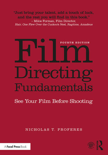 Film Directing Fundamentals See Your Film Before Shooting book cover