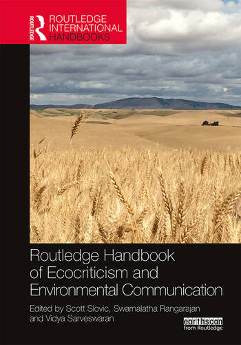 Routledge Handbook of Ecocriticism and Environmental Communication book cover