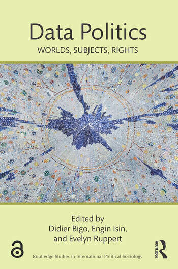 Data Politics Worlds, Subjects, Rights book cover