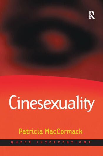 Cinesexuality book cover