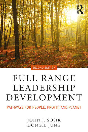 Full Range Leadership Development Pathways for People, Profit, and Planet book cover