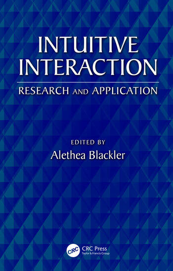 Intuitive Interaction Research and Application book cover