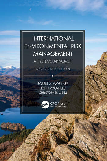 International Environmental Risk Management A Systems Approach book cover