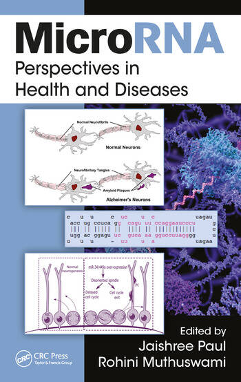 MicroRNA Perspectives in Health and Diseases book cover