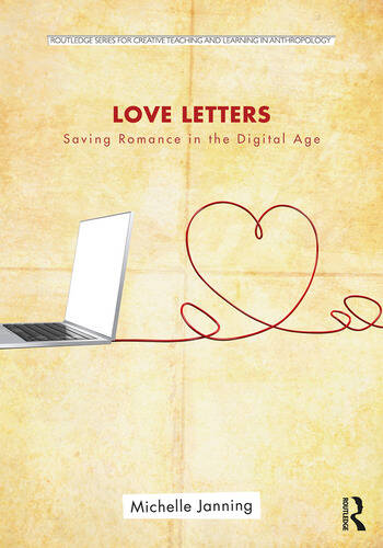Love Letters Saving Romance in the Digital Age book cover