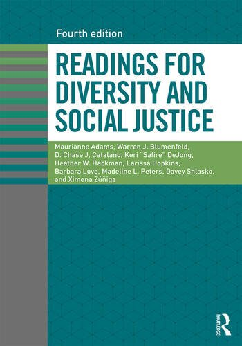 Readings for Diversity and Social Justice book cover