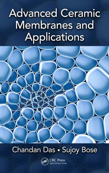 Advanced Ceramic Membranes and Applications book cover