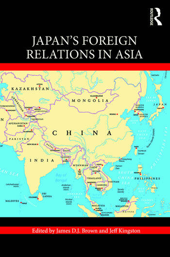 Japan's Foreign Relations in Asia book cover
