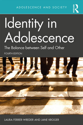 Identity in Adolescence 4e The Balance between Self and Other book cover