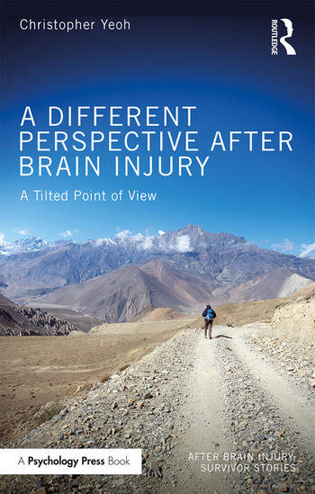 A Different Perspective After Brain Injury A Tilted Point of View book cover