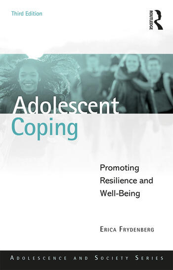 Adolescent Coping Promoting Resilience and Well-Being book cover