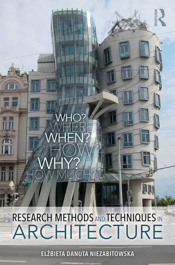 Research Methods and Techniques in Architecture book cover