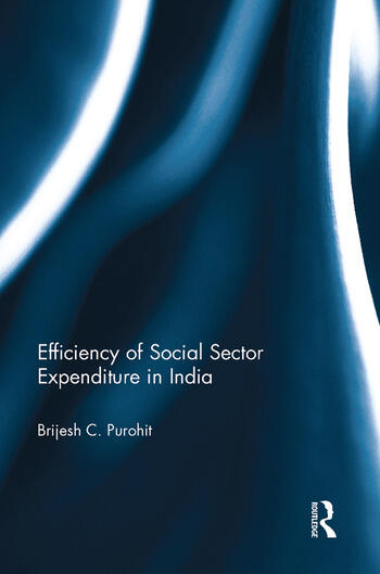 Efficiency of Social Sector Expenditure in India book cover