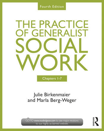 Chapters 1-7: The Practice of Generalist Social Work Chapters 1-7 book cover