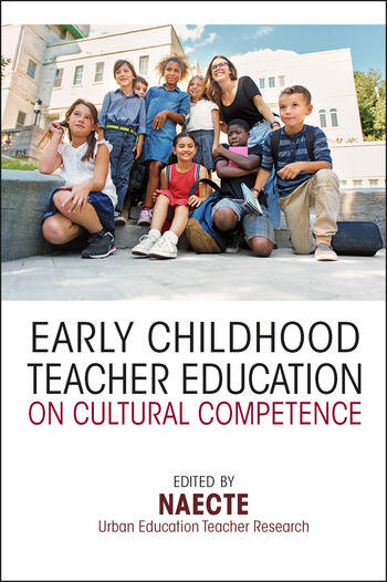 Early Childhood Teacher Education on Cultural Competence book cover