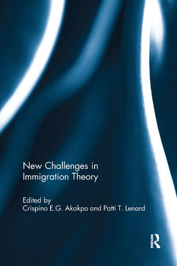 New Challenges in Immigration Theory book cover