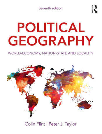 Political Geography World-Economy, Nation-State and Locality book cover