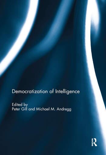 Democratization of Intelligence book cover