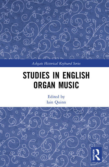 Studies in English Organ Music book cover