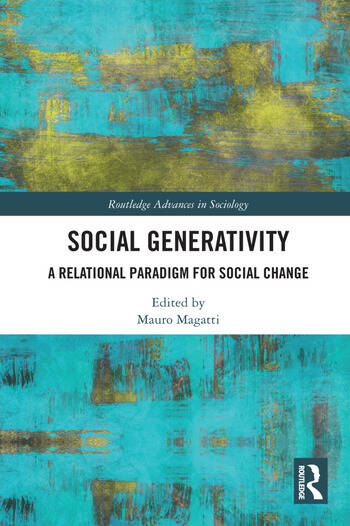 Social Generativity A Relational Paradigm for Social Change book cover
