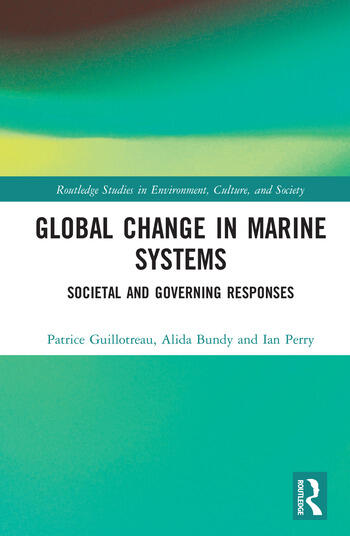 Global Change in Marine Systems Societal and Governing Responses book cover