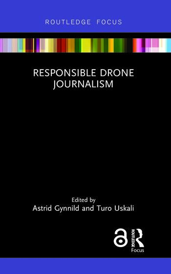 Responsible Drone Journalism book cover