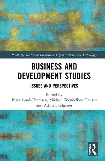 Business and Development Studies Issues and Perspectives book cover