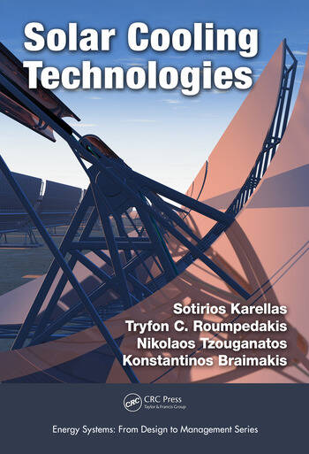Solar Cooling Technologies book cover