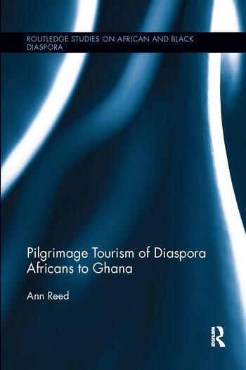 Pilgrimage Tourism of Diaspora Africans to Ghana book cover