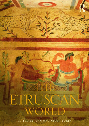 The Etruscan World book cover