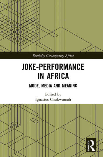 Joke-Performance in Africa Mode, Media and Meaning book cover