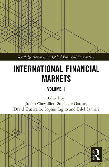 International Financial Markets Volume 1 book cover