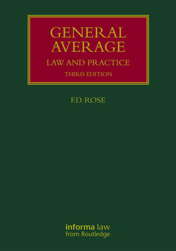 General Average Law and Practice book cover