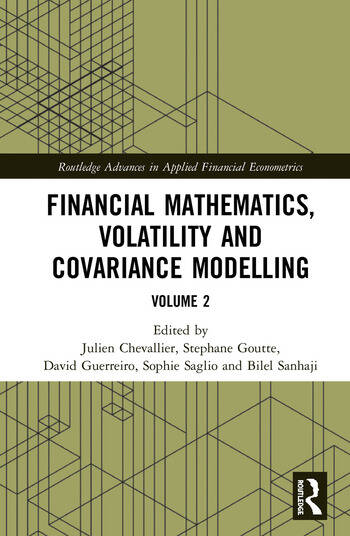Financial Mathematics, Volatility and Covariance Modelling Volume 2 book cover