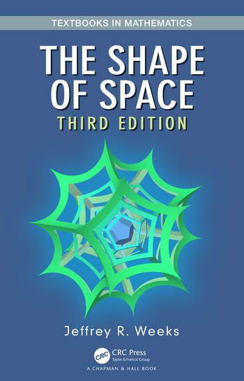 The Shape of Space book cover