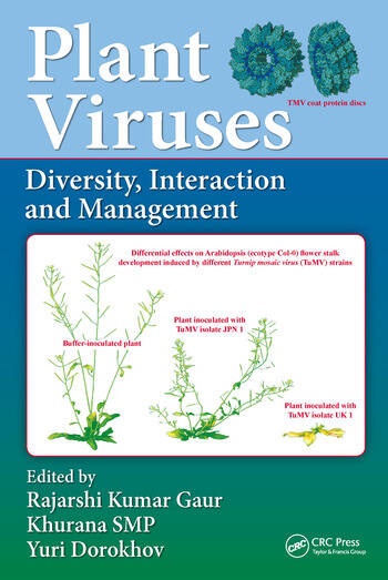 Plant Viruses Diversity, Interaction and Management book cover