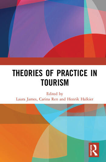 Theories of Practice in Tourism book cover
