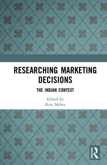 Researching Marketing Decisions The Indian Context book cover