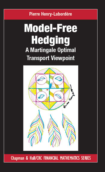 Model-free Hedging A Martingale Optimal Transport Viewpoint book cover