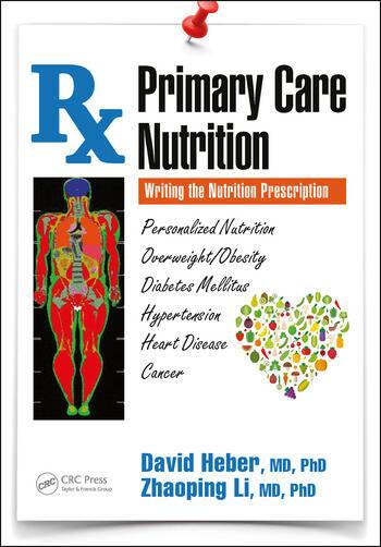 Primary Care Nutrition Writing the Nutrition Prescription book cover