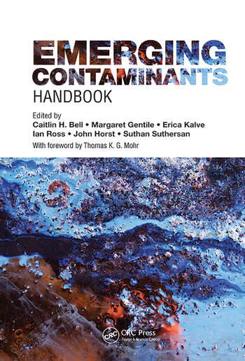 Emerging Contaminants Handbook book cover