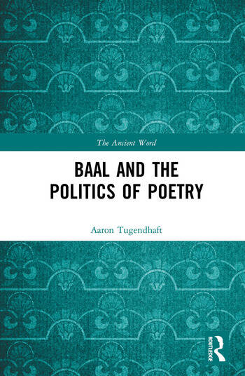 Baal and the Politics of Poetry book cover
