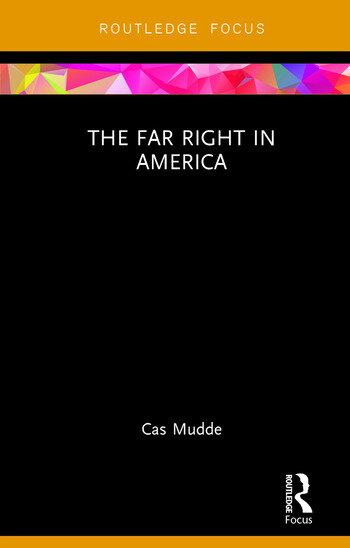 The Far Right in America book cover