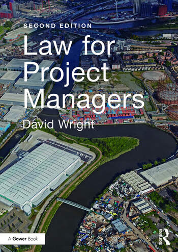 Law for Project Managers book cover