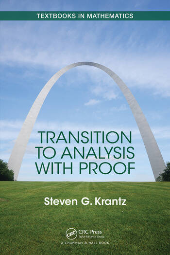 Transition to Analysis with Proof book cover