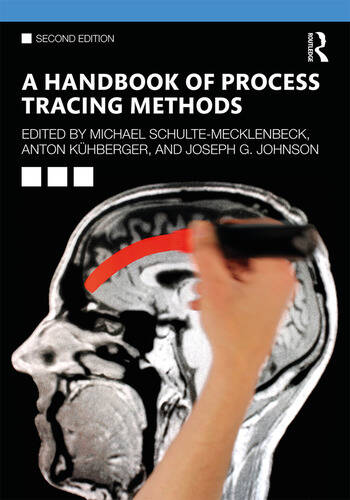 A Handbook of Process Tracing Methods 2nd Edition book cover