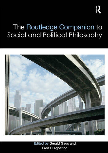 The Routledge Companion to Social and Political Philosophy book cover