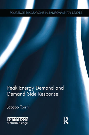 Peak Energy Demand and Demand Side Response book cover